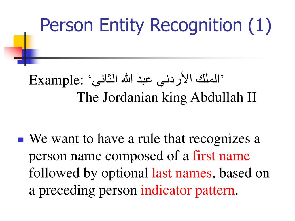 Person Entity Recognition (1)
