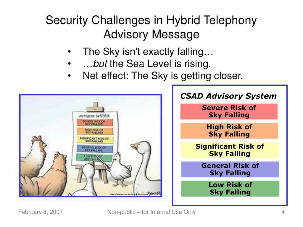 Security Challenges in Hybrid Telephony