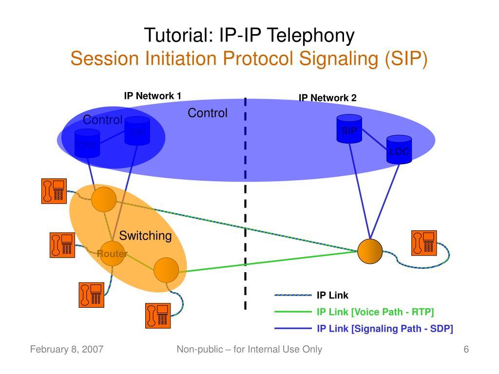 IP Network 1