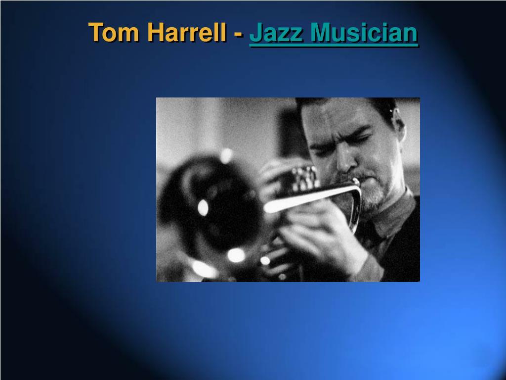 Tom Harrell -