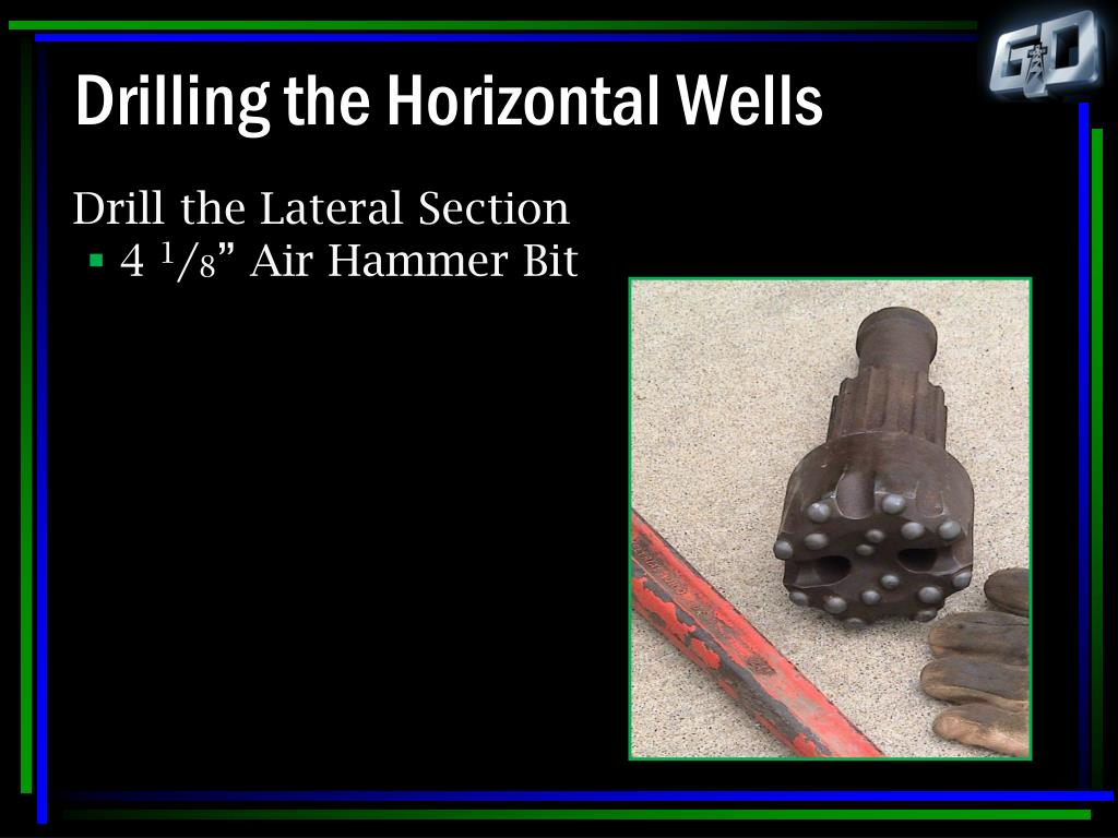 Drilling the Horizontal Wells