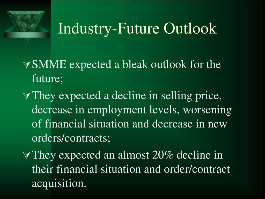 Industry-Future Outlook