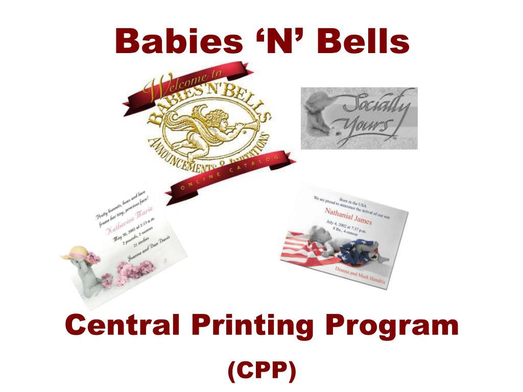 Babies 'N' Bells