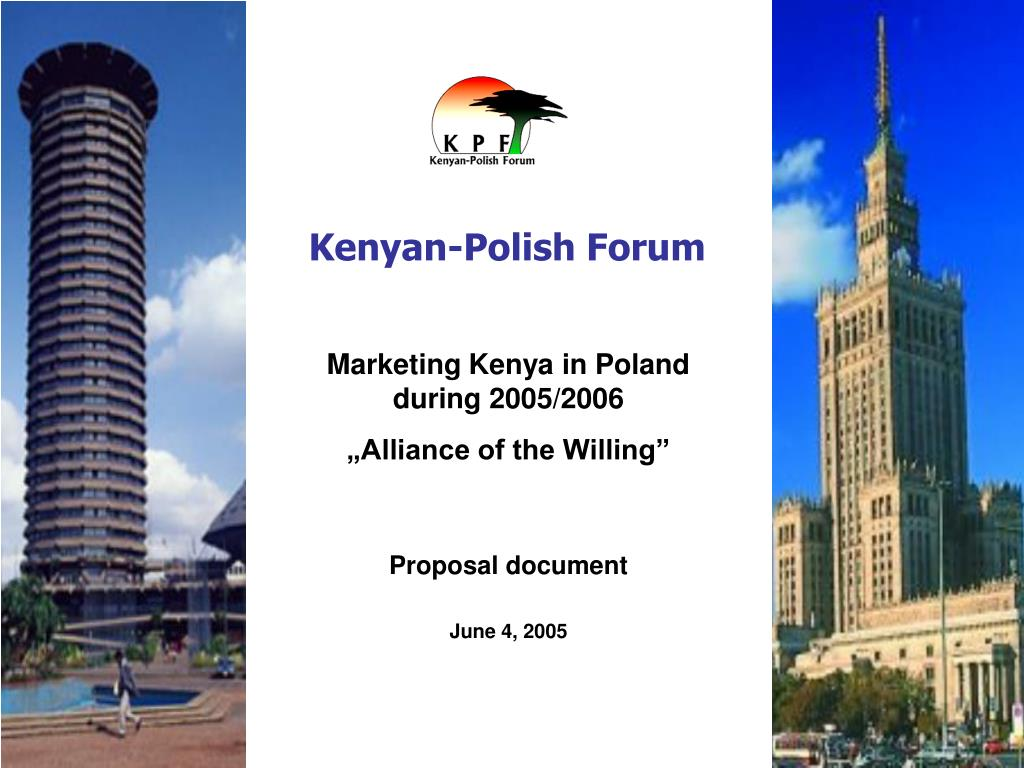 Kenyan-Polish Forum