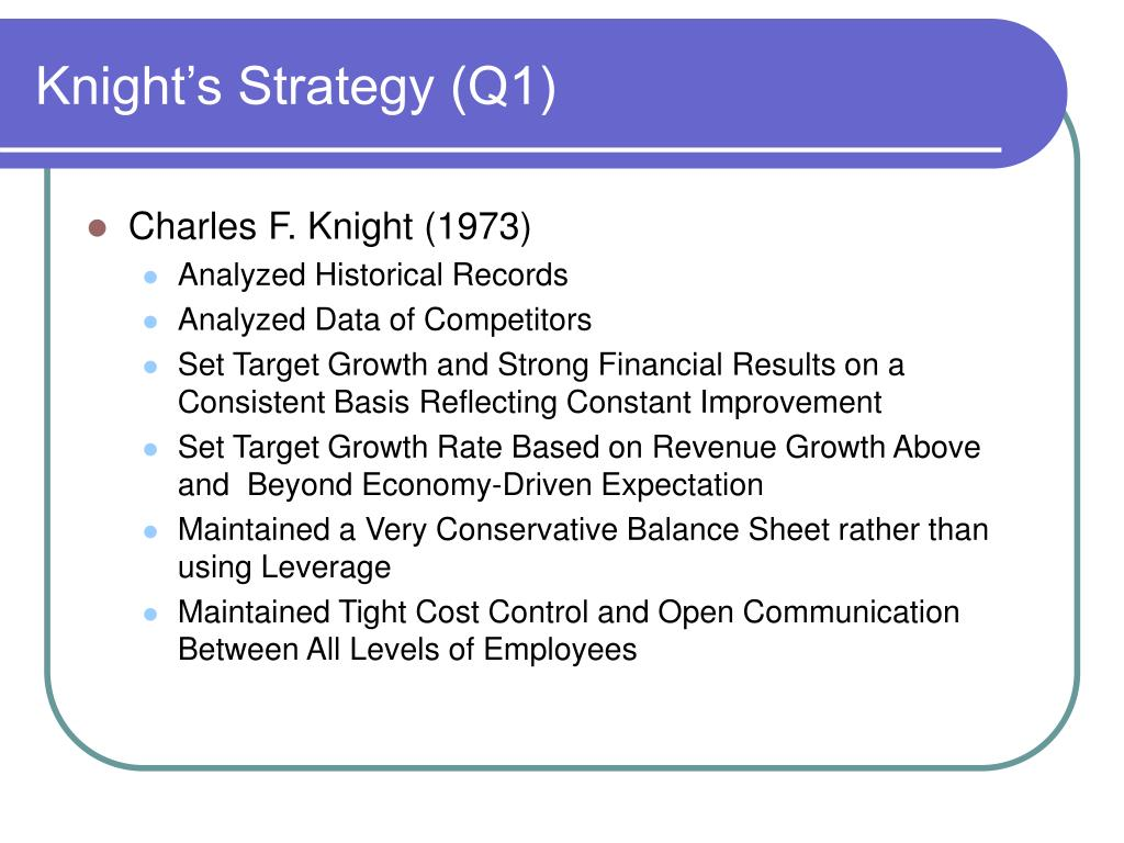 Knight's Strategy (Q1)