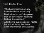 care under fire12