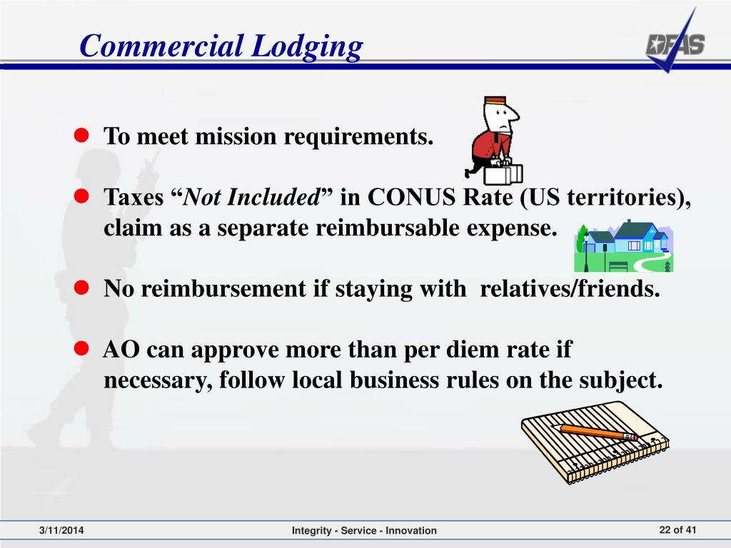 Commercial Lodging