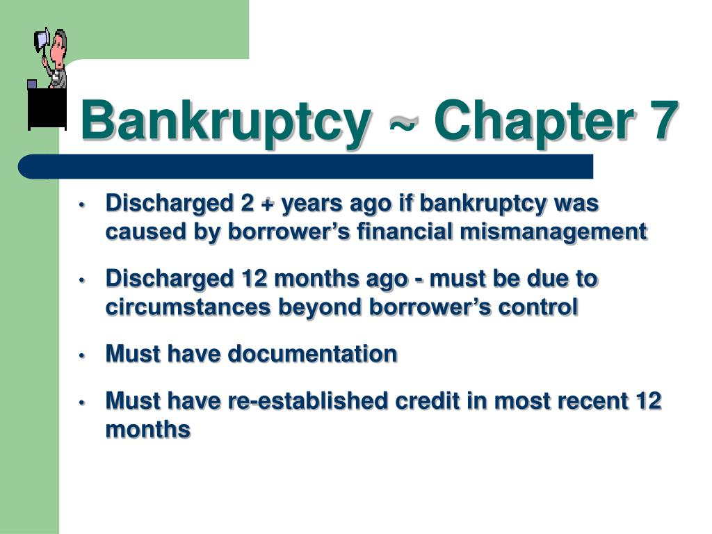 Bankruptcy ~ Chapter 7