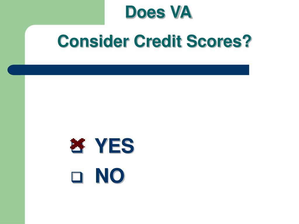 Does VA