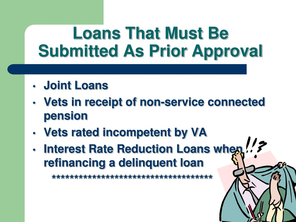 Loans That Must Be