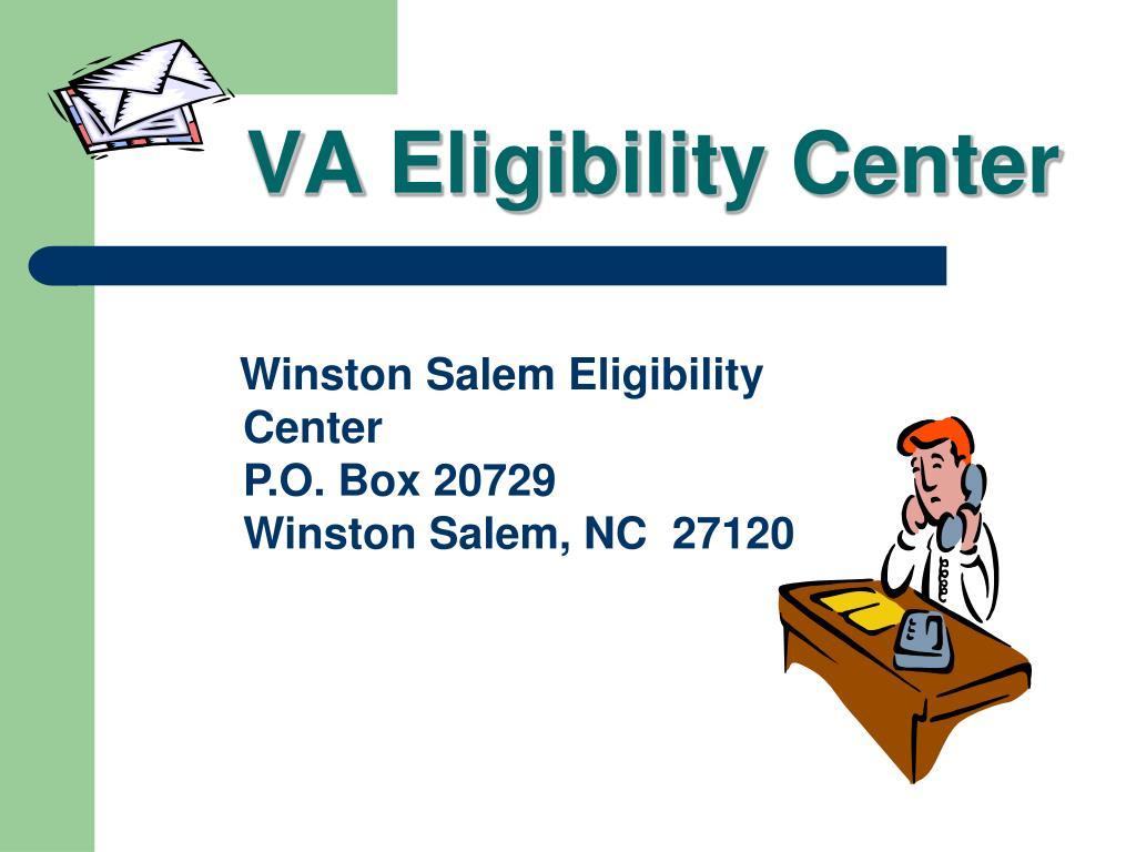 VA Eligibility Center