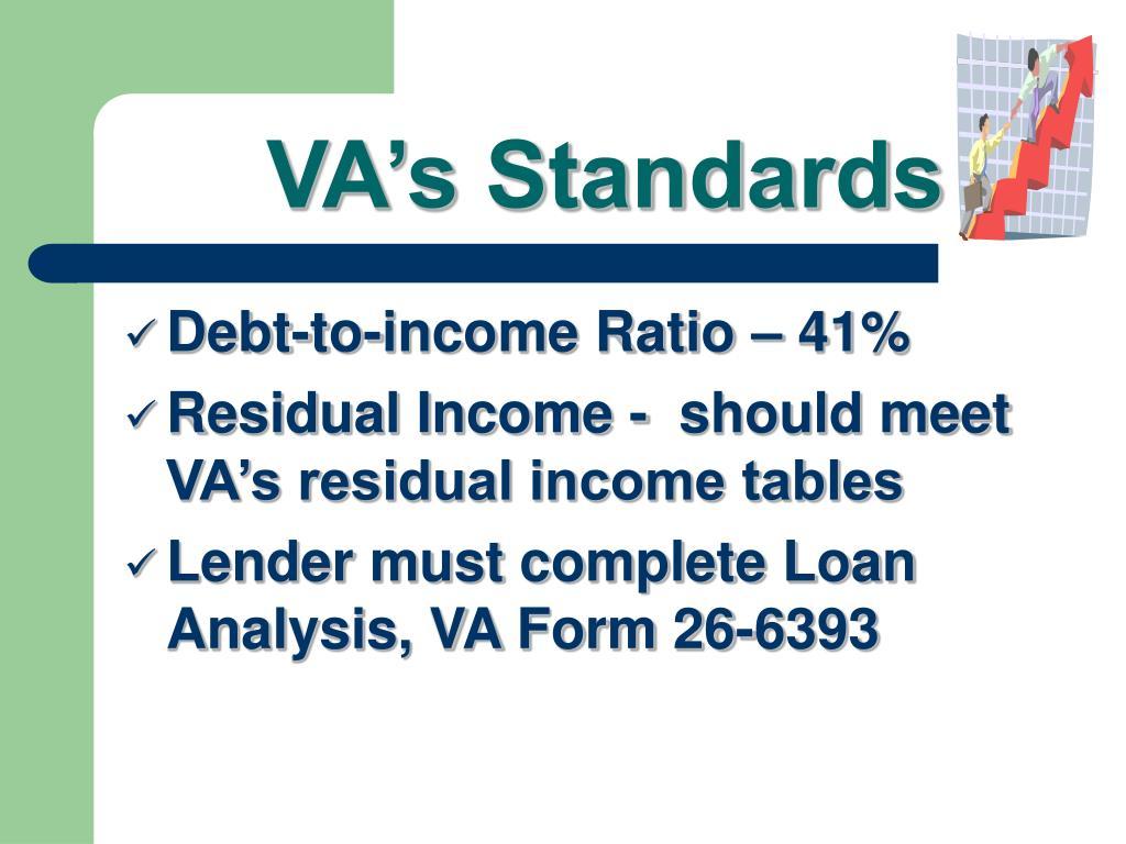 VA's Standards