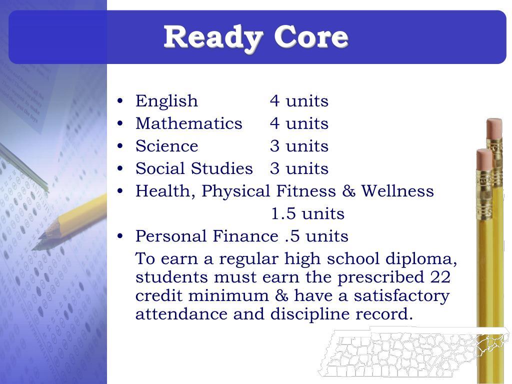 Ready Core