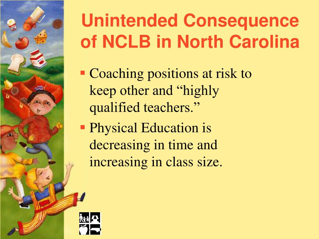 Unintended Consequence of NCLB in North Carolina