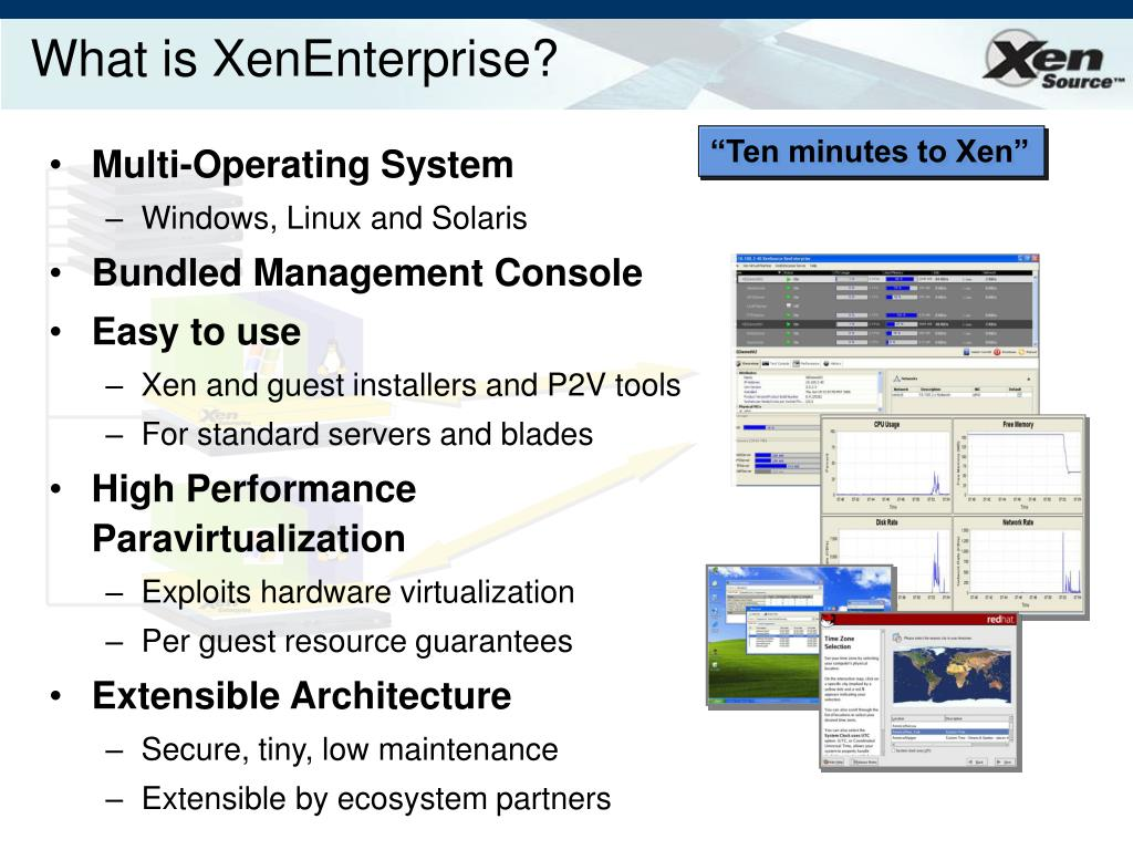What is XenEnterprise?