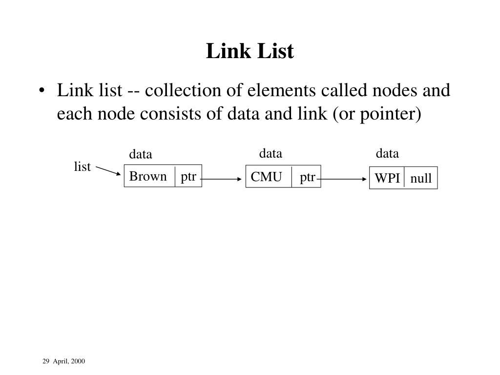 Link List