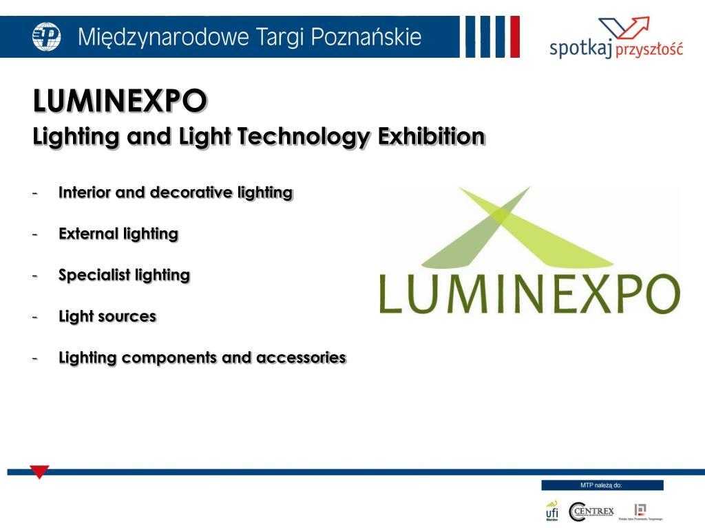 LUMINEXPO