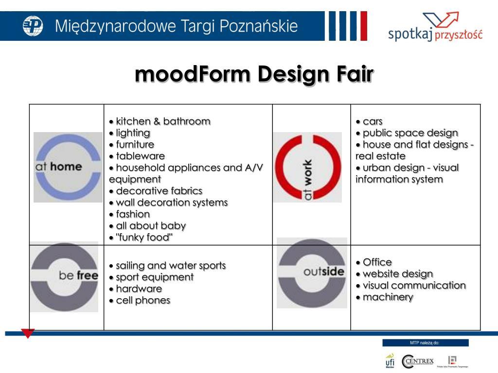moodForm Design Fair
