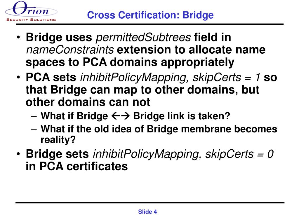 Bridge uses
