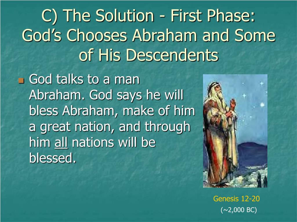 C) The Solution - First Phase: