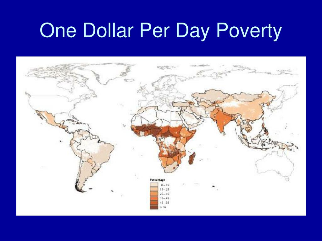 One Dollar Per Day Poverty