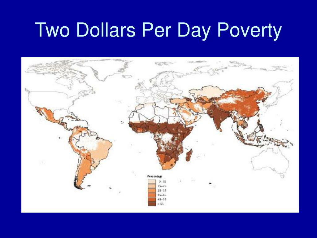 Two Dollars Per Day Poverty