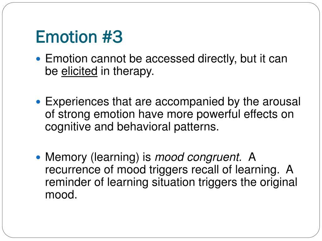 Emotion #3