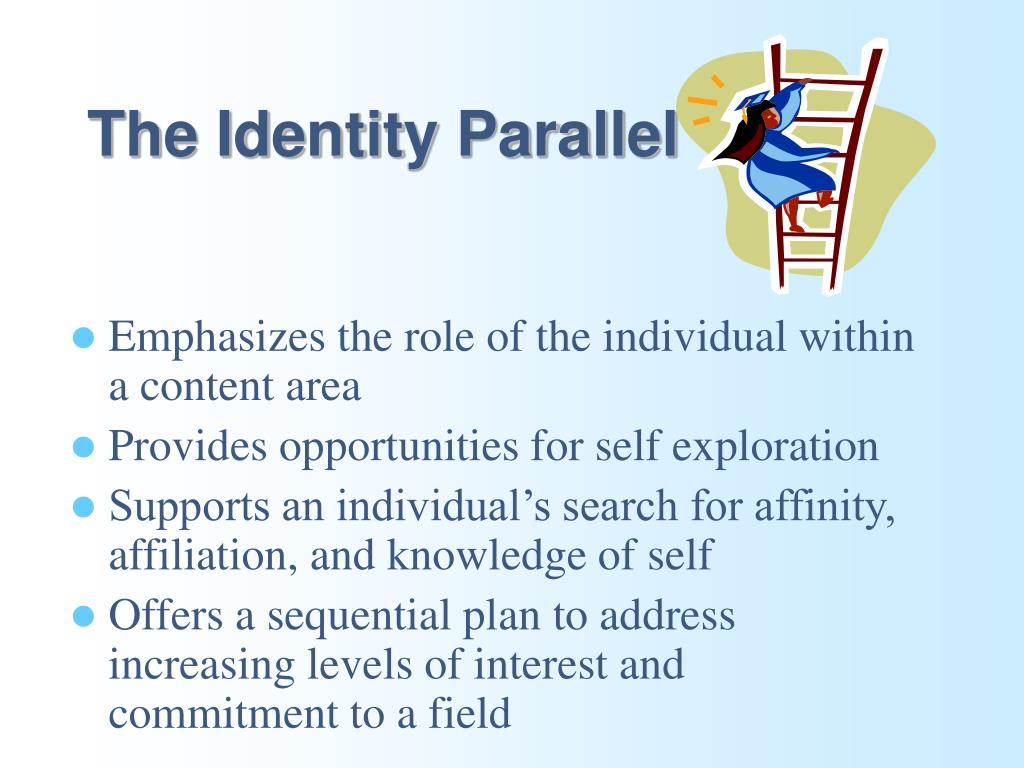 The Identity Parallel