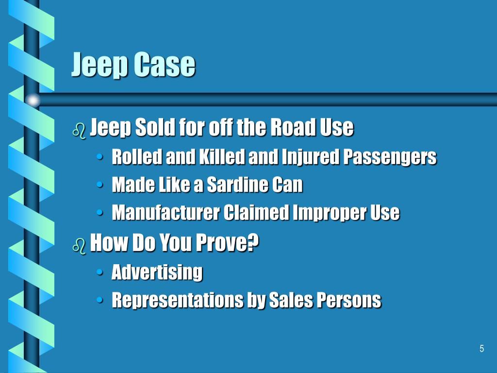 Jeep Case