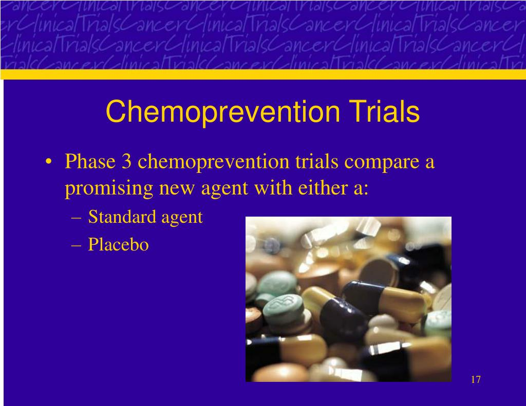 Chemoprevention Trials