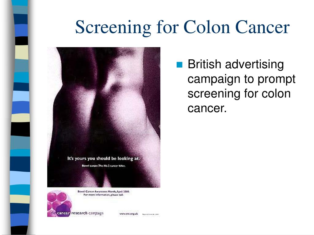 Screening for Colon Cancer