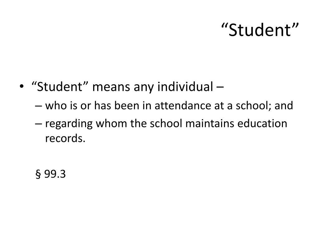 """""""Student"""""""