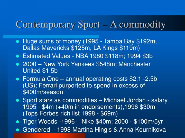 Contemporary sport a commodity l.jpg