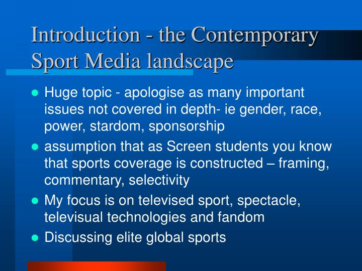 Introduction the contemporary sport media landscape l.jpg