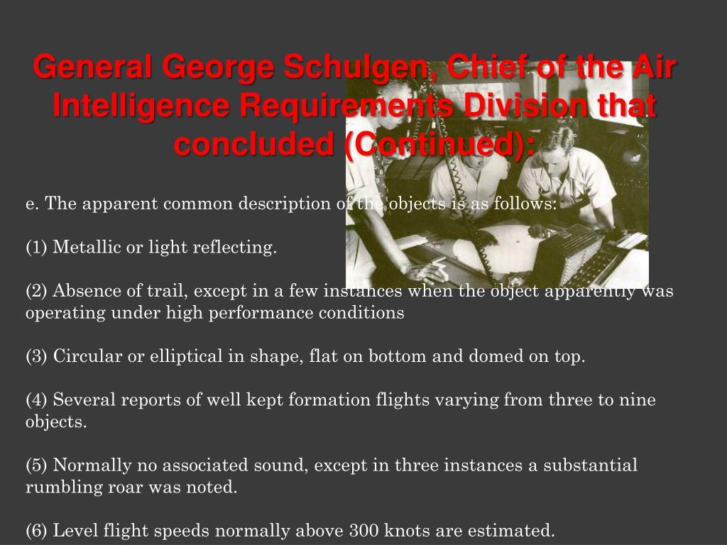 General George