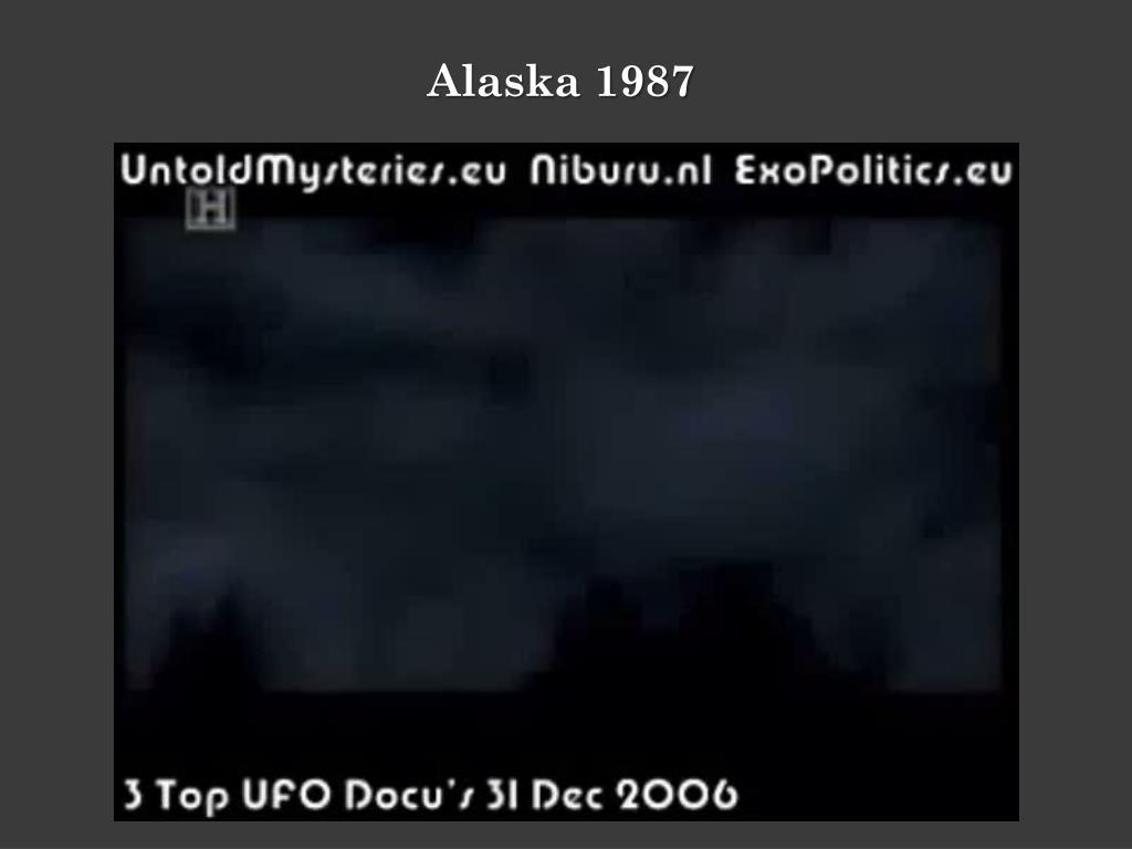 Alaska 1987