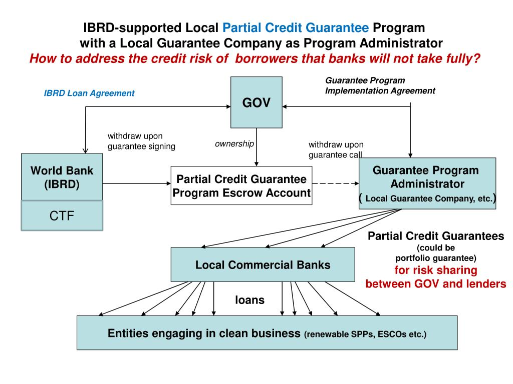 IBRD-supported Local