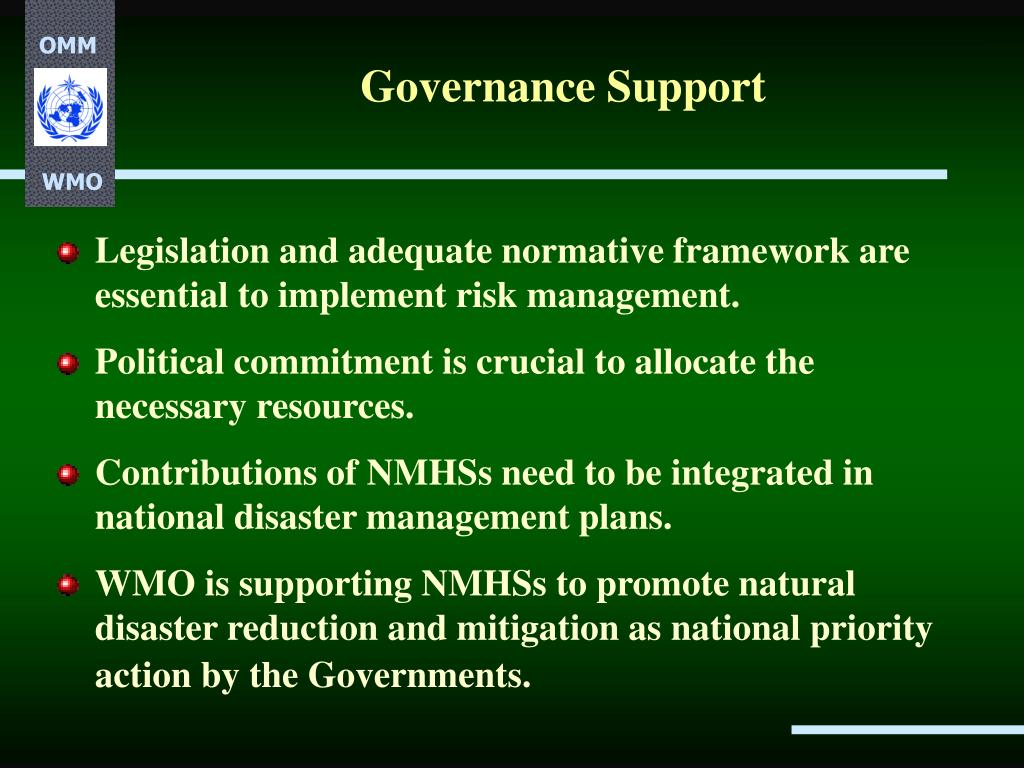 Governance Support