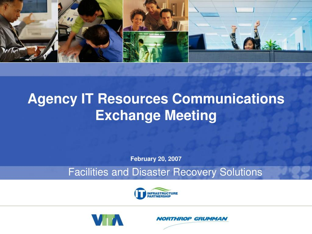 Agency IT Resources Communications Exchange Meeting