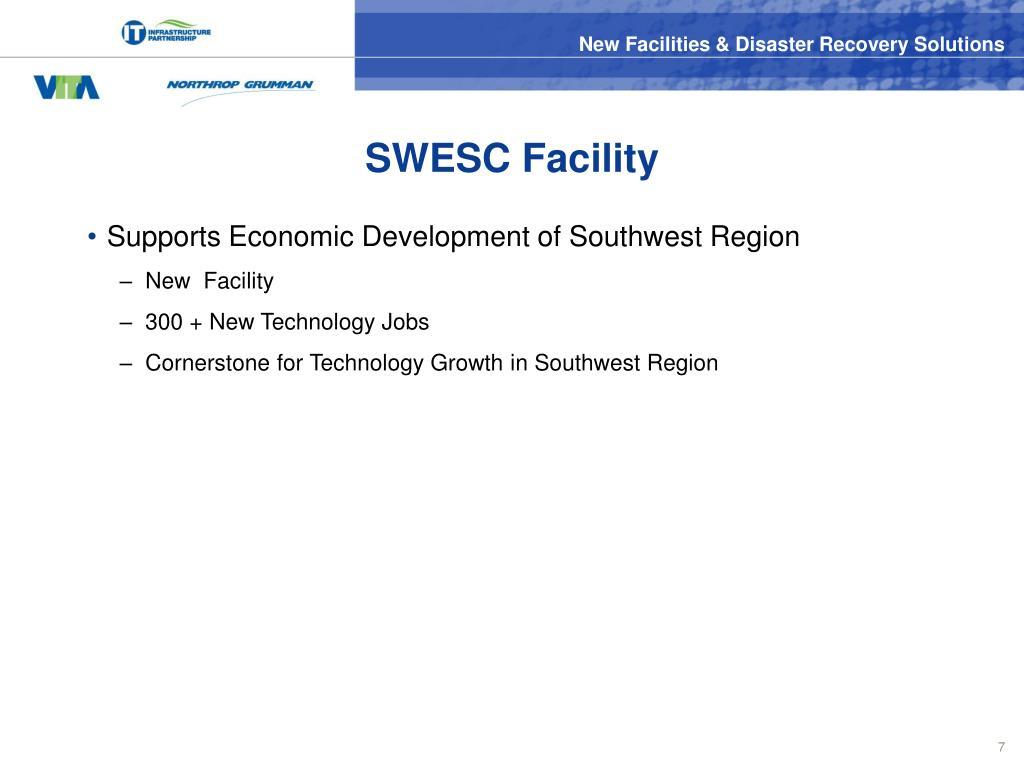 SWESC Facility