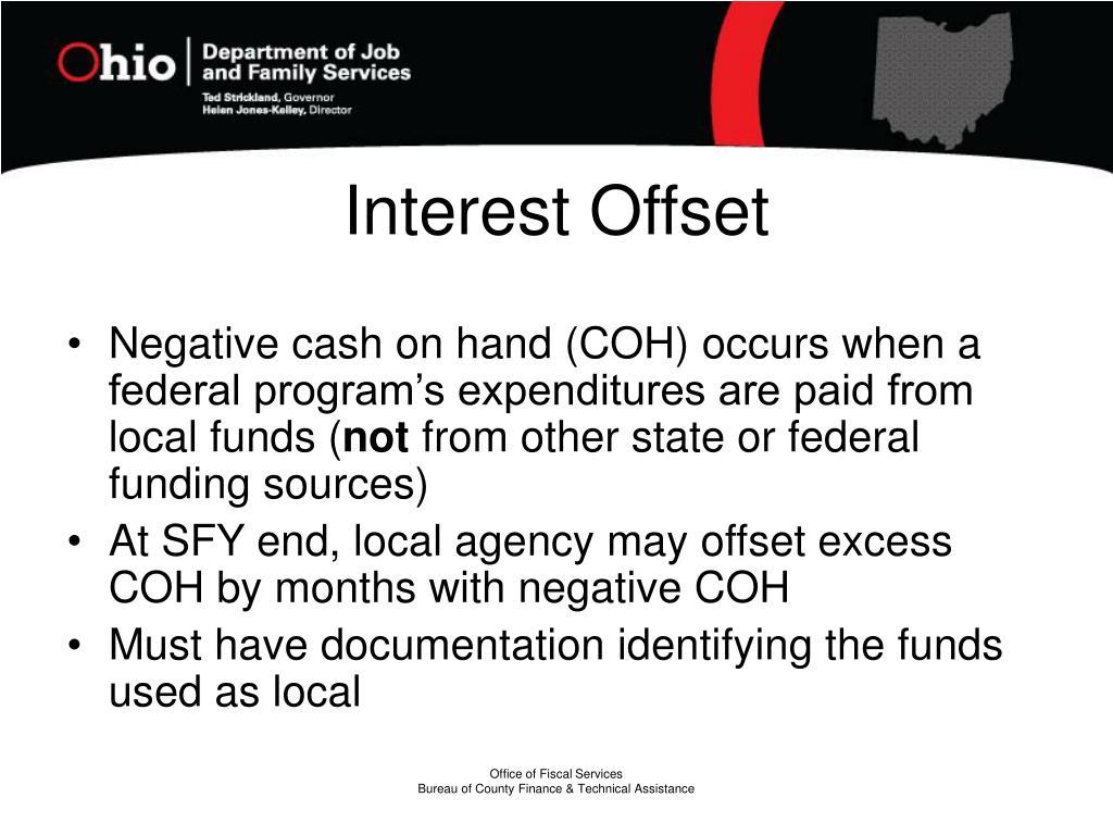 Interest Offset