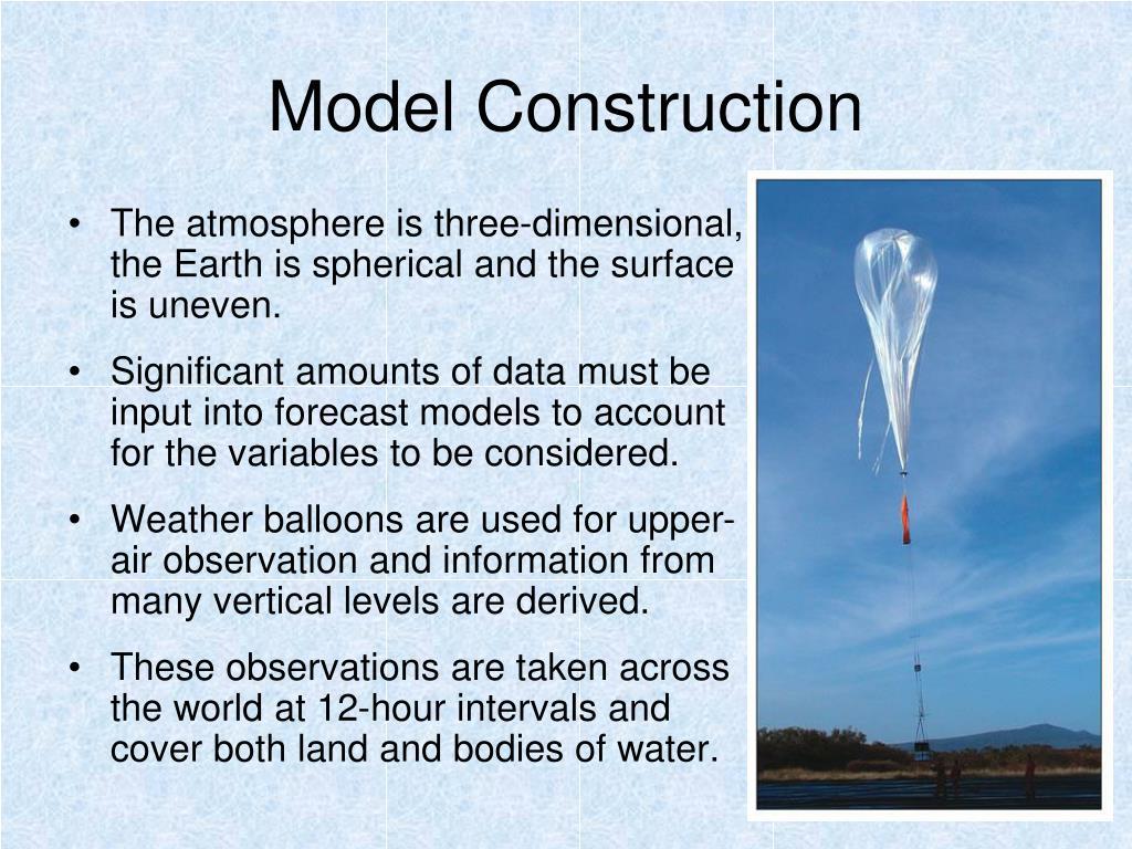 Model Construction