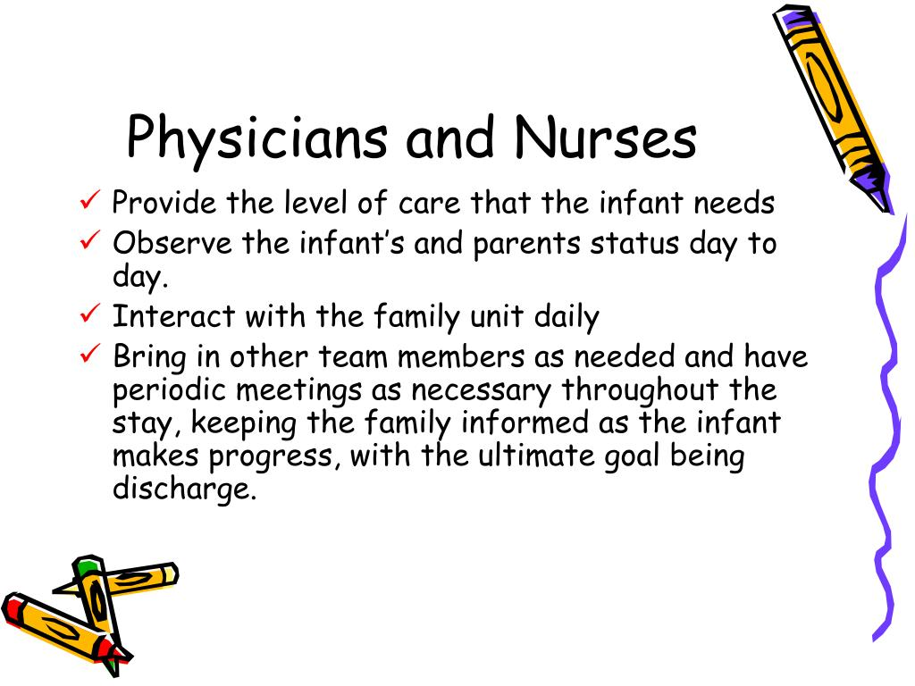 Physicians and Nurses