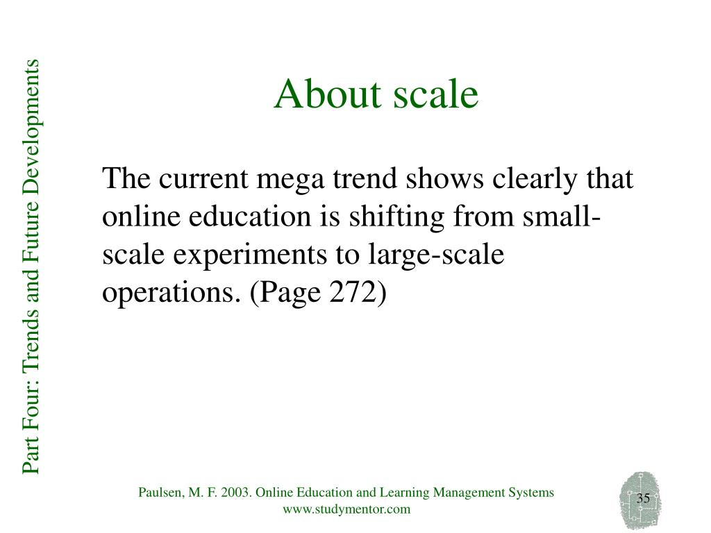 About scale