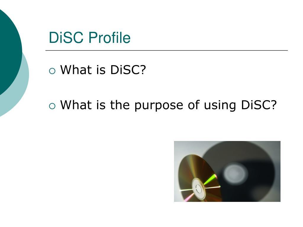 DiSC Profile