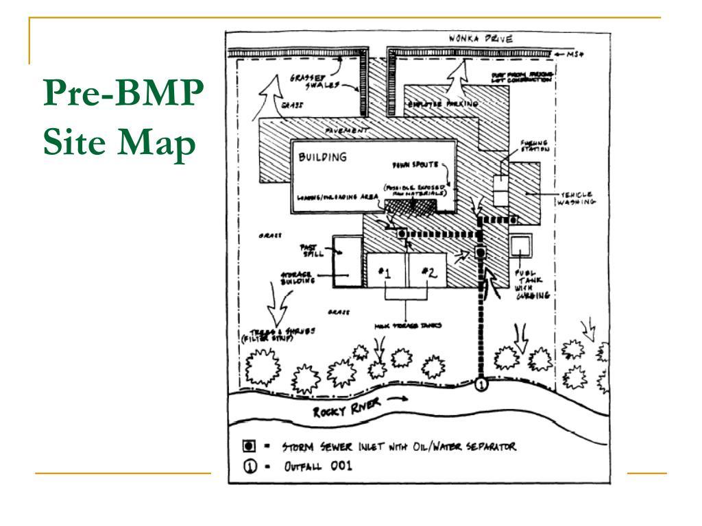 Pre-BMP