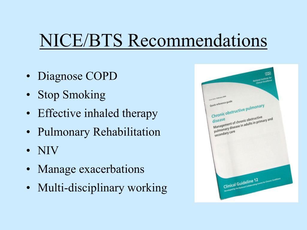 Diagnose COPD