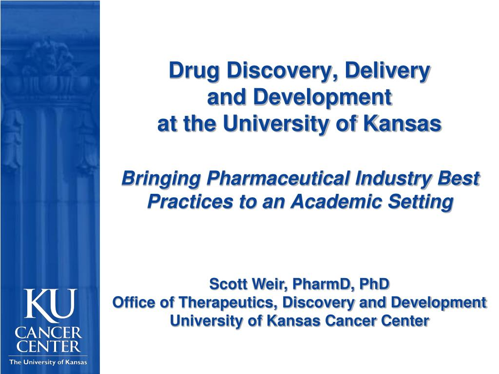 Drug Discovery, Delivery