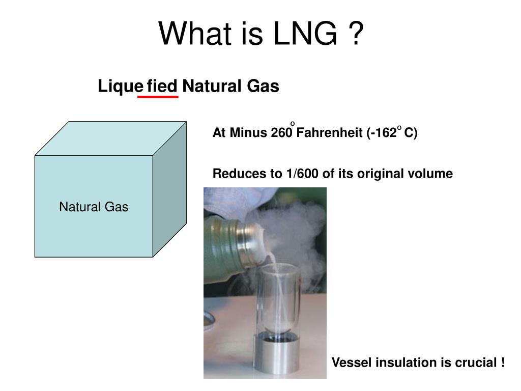 What is LNG ?
