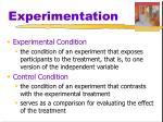 experimentation2